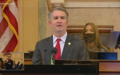 Gov. Northam delivers 2021 State of the Commonwealth address