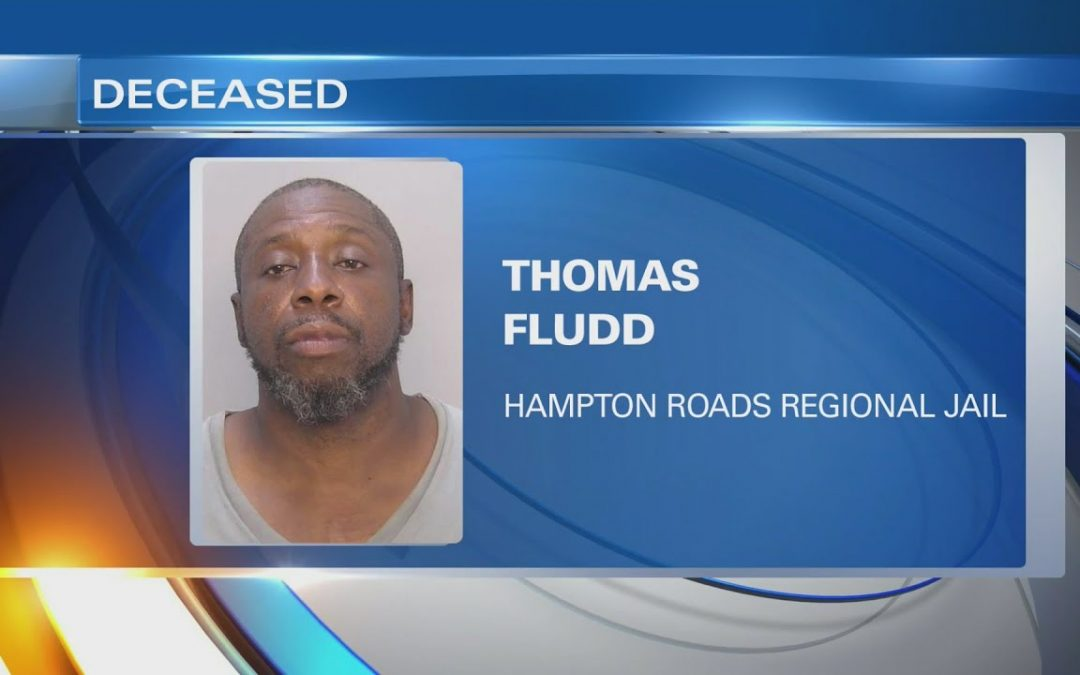 Inmate charged with murder at Hampton Roads Regional Jail after death investigation